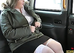Naff matured at hand stockings is having jilted mating