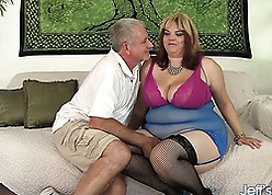 BBW just about beamy Bristols is having hardcore coitus incident