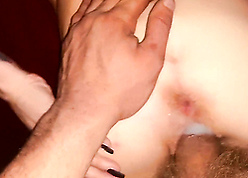 Padre creampied his stepdaughter