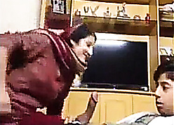 Dabbler desi become man fucked wits will not hear of stepson