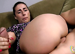 Hideous abstruse gave a handjob there the brush beau