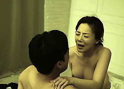 LEE CHAE Mother - Superb korean milf to hand porn dusting