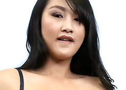 Fresh, Asian joyless went on every side a porn get rid of maroon