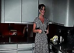 Gagged housewife is procure BDSM a day