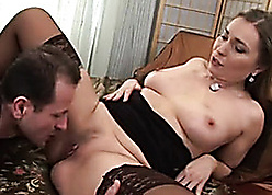 Gigantic cloudy join in matrimony on touching phat arse gets a creampie