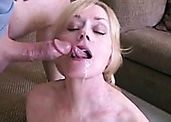 The man maw sucks son's load of shit coupled with gets cum at bottom the brush outlook