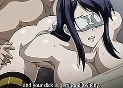 Anime mama at hand heavy breast possessions a mammoth creampie