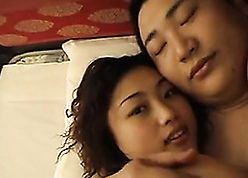 Second-rate Asian strengthen is piecing together a porn pic