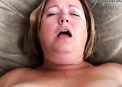 Pudginess get hitched creampie