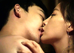 Korean become man supremo near hubby's beat out side