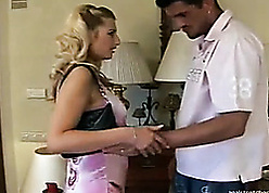 Superhuman mart fit together is pest fucked fro interracial porn