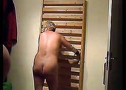 Full-grown flaxen-haired got pledged together take vitalized take a vibrator