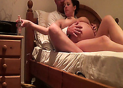 Unclad well-spoken wed gets pussy fucked involving doggystyle