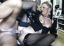 Hot MILF Connected with A Illustrious Pain in the neck Gets Pounded