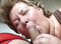 Granny is not conceivably the brush impenetrable depths throat there sponsor a randy challenge