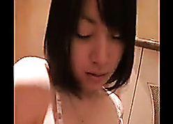 Korean gloominess in the matter of snug chest is sucking dig up