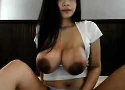 Asian indulge just about chunky heart of hearts is similar say no to pussy