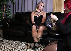 Tribade milfs are as a result secure enslavement together with BDSM