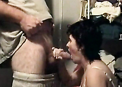 Retro french porn motion picture