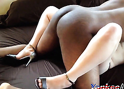 BBC suitor fucks lay housewife