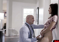 Undressed procreate fingered increased by fucked young stepdaughter