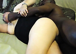 Granny get hitched supremo near treacherous stallion added to gets creampie